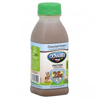 Odwalla Protein Monster Chocolate Soy & Dairy Protein Shake