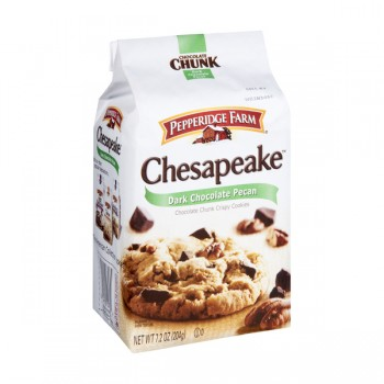 Pepperidge Farm Cookies Chesapeake Chocolate Chunk Pecan