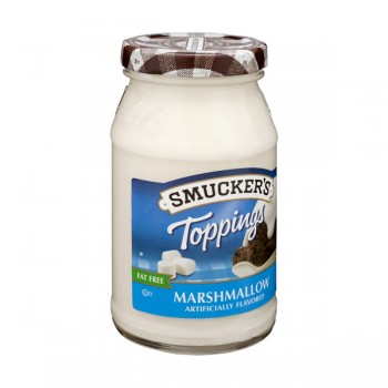 Smucker's Topping Marshmallow Fat Free