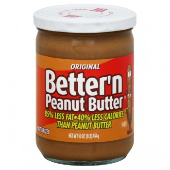 Better'n Peanut Butter Original All Natural
