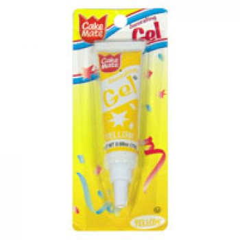 Cake Mate Decorating Gel Yellow