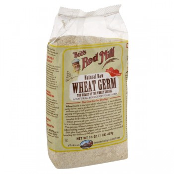 Bob's Red Mill Wheat Germ Natural Raw