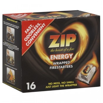 ZIP Energy Firestarter Odorless Wrapped