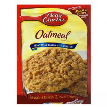 Betty Crocker Cookie Mix Oatmeal