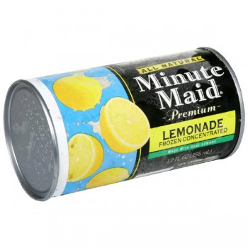 Minute Maid Premium Lemonade Frozen Concentrated