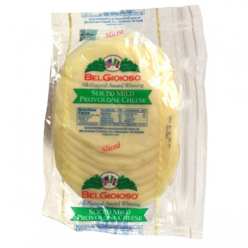 BelGioioso Cheese Provolone Mild Sliced Vacuum Pack