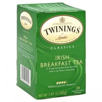 Twinings Irish Breakfast Black Tea Bags