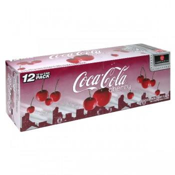 Coca-Cola Cherry - 12 pk