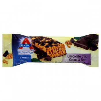 Atkins Advantage Granola Bar Chocolate Chip