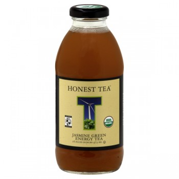Honest Tea Jasmine Green Energy Organic