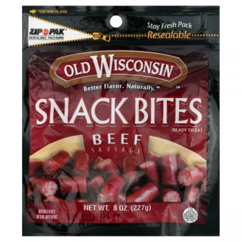 Old Wisconsin Sausage Snack Bites Beef
