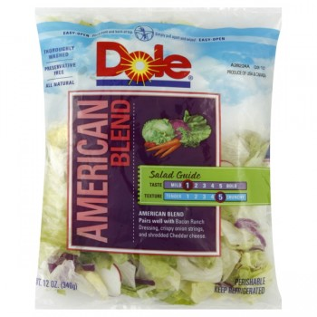 Salad Dole American Blend All Natural
