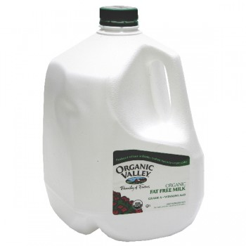 Organic Valley Milk Fat Free