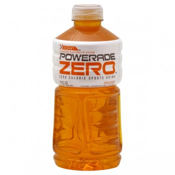 POWERade ZERO Ion4 Orange Sports Drink