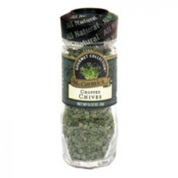 McCormick Gourmet Collection Chives Chopped