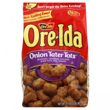 Ore-Ida Tater Tots with Onion