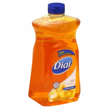 Dial Liquid Hand Soap Original Gold Antibacterial Refill