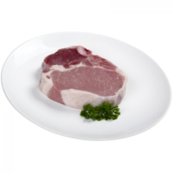 Pork Chops Center Cut Porterhouse 1 1/4 Inch Fresh