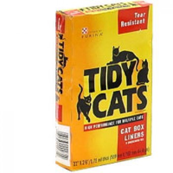 Tidy Cats Litter Box Liners