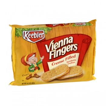 Keebler Vienna Finger Sandwich Cookies