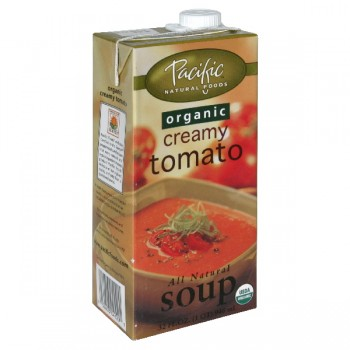 Pacific Natural Foods Creamy Soup Tomato Organic