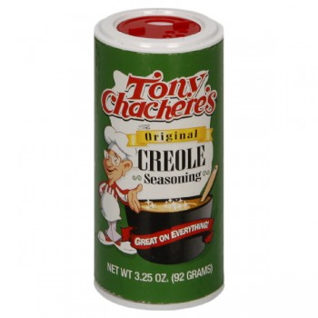 tony chacheres original creole seasoning essay Tony chachere's original creole seasoning is a favorite for gumbo, jambalaya,  and many other cajun and creole recipes find out more.