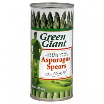 Green Giant Asparagus Spears Extra Long Tender
