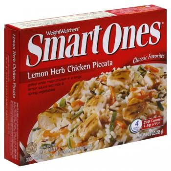Weight Watchers Smart Ones Chicken Piccata Lemon Herb