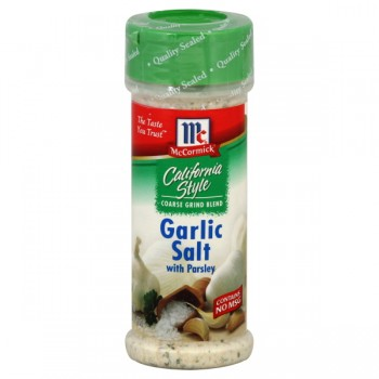 McCormick Garlic Salt California Style