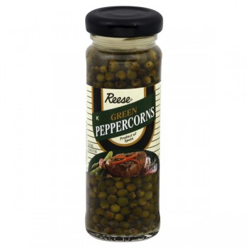 Reese Madagascar Peppercorns Green in Brine