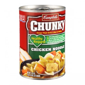 Campbell's Chunky Healthy Request Soup Chicken Noodle