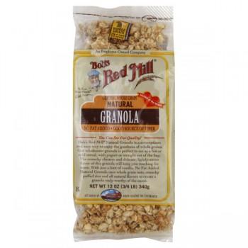 Bob's Red Mill Granola Original Whole Grain All Natural