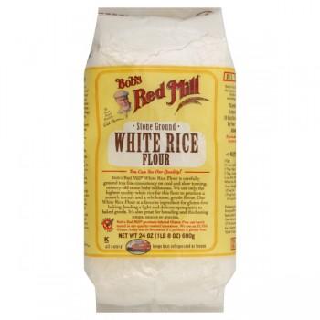 Bob's Red Mill Flour White Rice Stone Ground