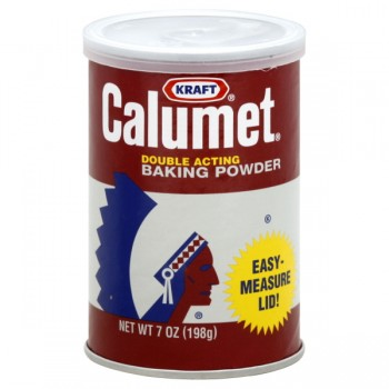 Calumet Baking Powder Double Acting