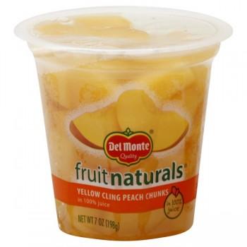 Del Monte Fruit Naturals Peach Chunks