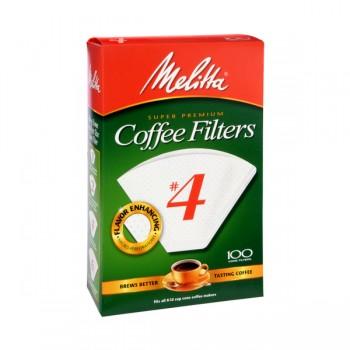 Melitta Coffee Filters Cone #4