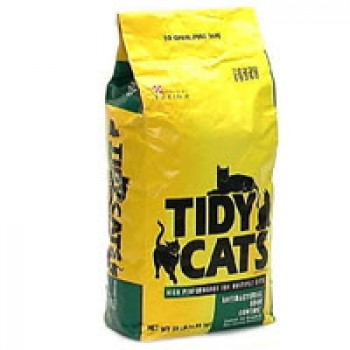 Tidy Cats Clay Cat Litter Antimicrobial Odor Control