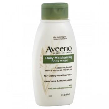 Aveeno Active Naturals Body Wash Daily Moisturizing