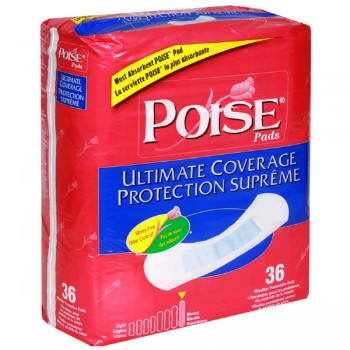 Poise Pads Ultimate Protection & Absorbency