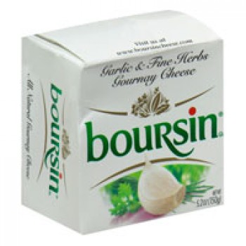 Boursin Cheese Gournay Garlic & Fine Herbs