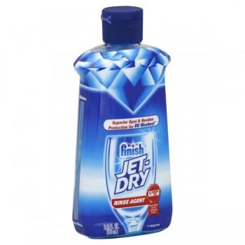 FINISH Jet-Dry Liquid Rinse Agent