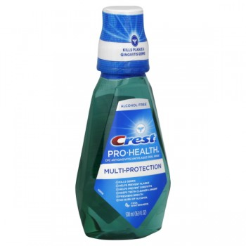 Crest Pro-Health Oral Rinse CPC Multi-Protection Cool Wintergreen