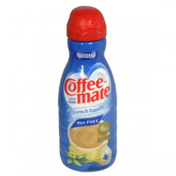Nestle Coffee-mate French Vanilla Fat Free Refrigerated