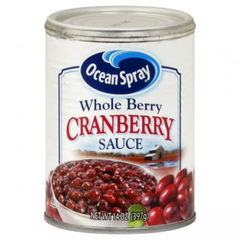 Ocean Spray Cranberry Sauce Whole Berry
