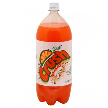 Crush Orange Soda Diet