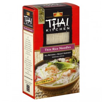 Thai Kitchen Rice Noodles Thin All Natural