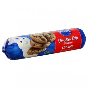 Pillsbury Cookie Dough Chocolate Chip Flavored