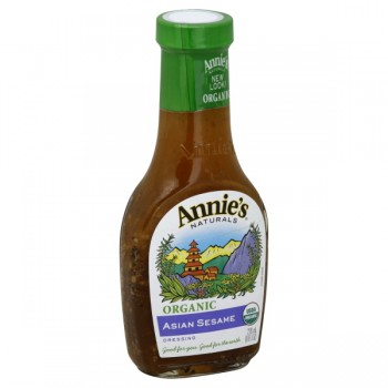 Annie's Naturals Dressing Asian Sesame Organic