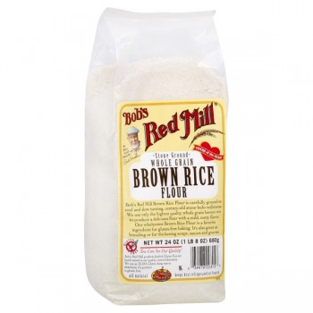 Bob's Red Mill Flour Brown Rice