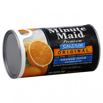 Minute Maid Premium 100% Orange Juice with Calcium Frozen Concentrated